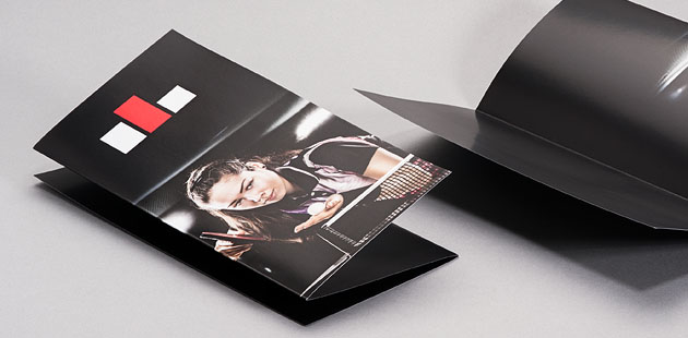 Folder (gevouwen)