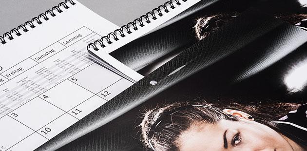 Maand omslag kalender