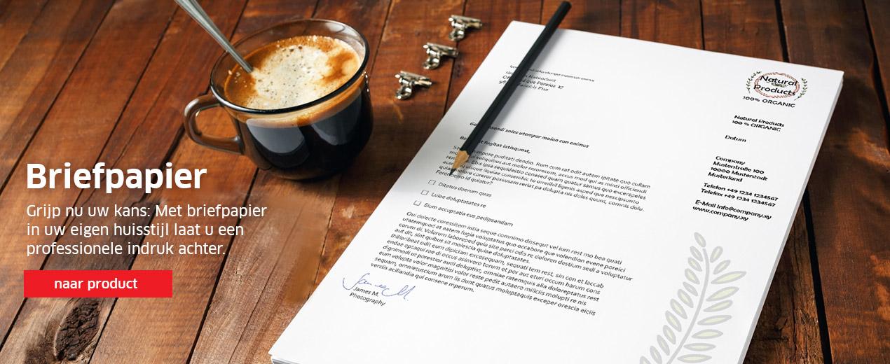 Persoonlijk briefpapier