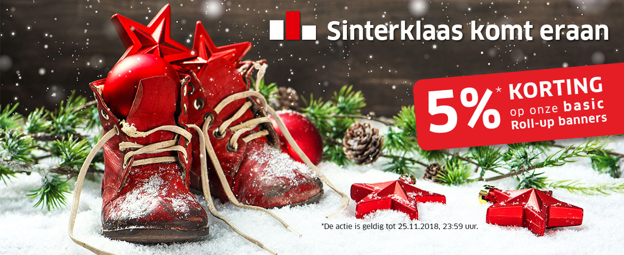 5 % Sinterklaas-kadootje