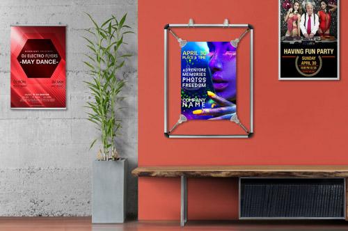 Cadres pour posters